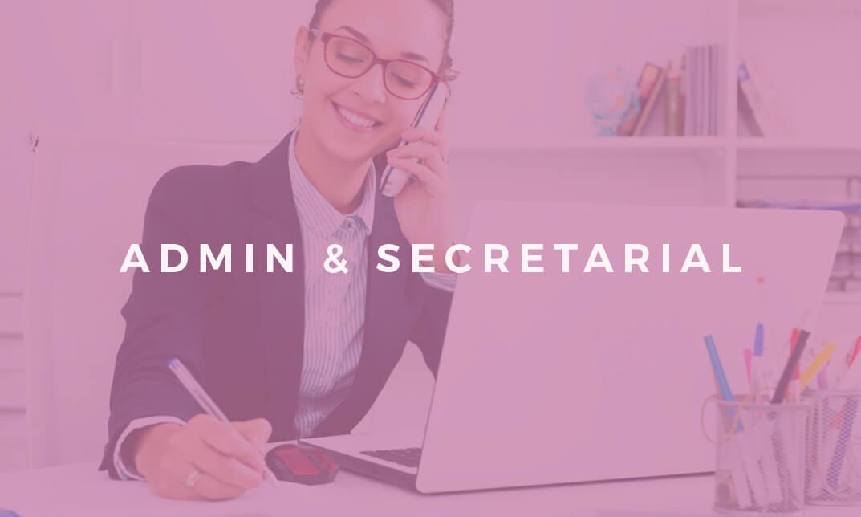 online admin assistant courses