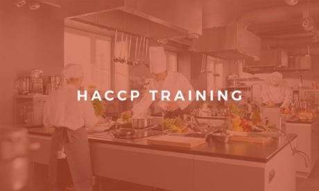 Accredited HACCP Training Course