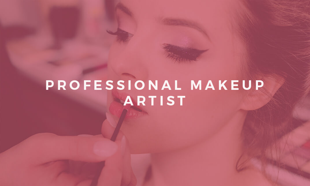Professional Makeup Artist and Hairdressing Training Course