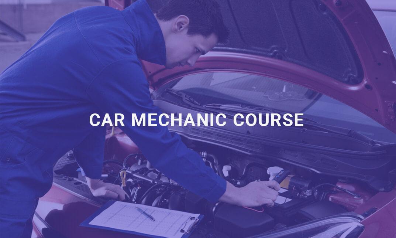 Car Mechanic Course