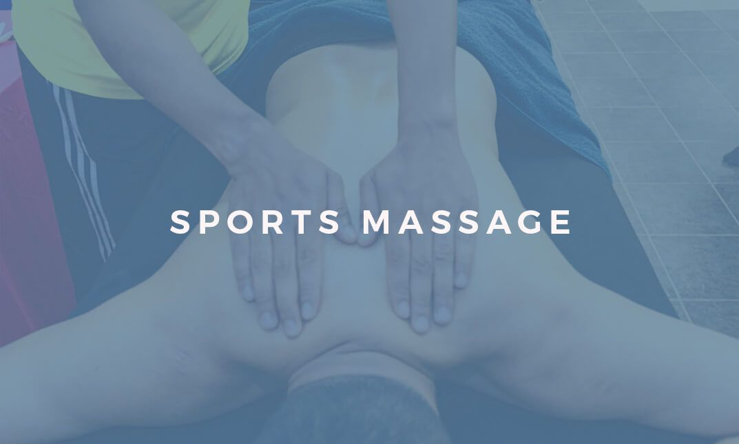 Online Sports Massage Certificate Course