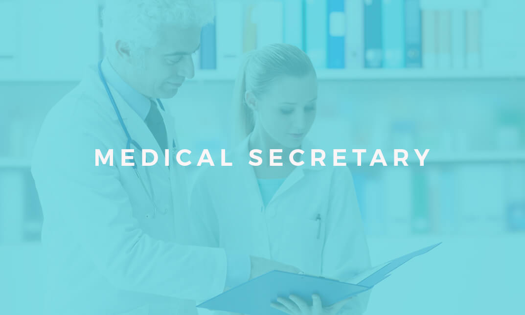 Medical Secretary Training