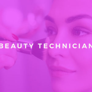 Beauty Technician: Makeup and Eyelash