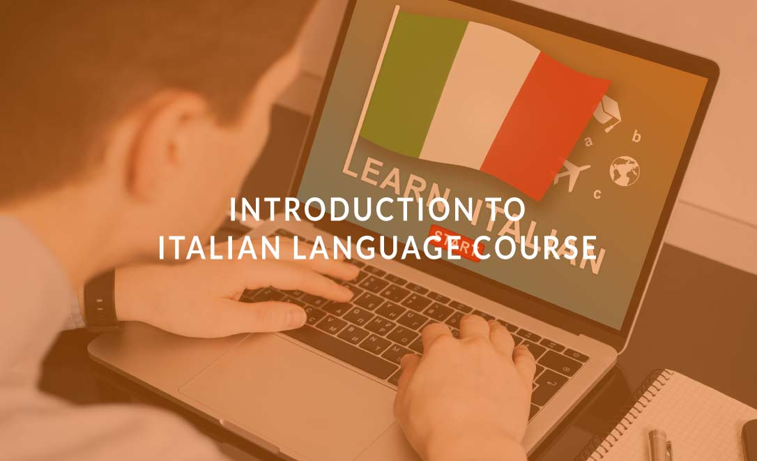 Introduction to Italian Language Course